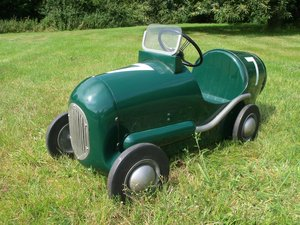"Triang ""Brooklands"" Pedal Car (Restored)"