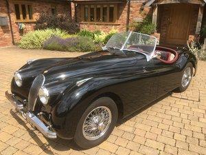 1952 Jaguar XK120 For Sale