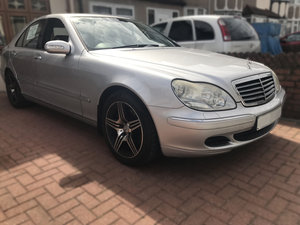 Mercedes W220 For Sale | Car and Classic