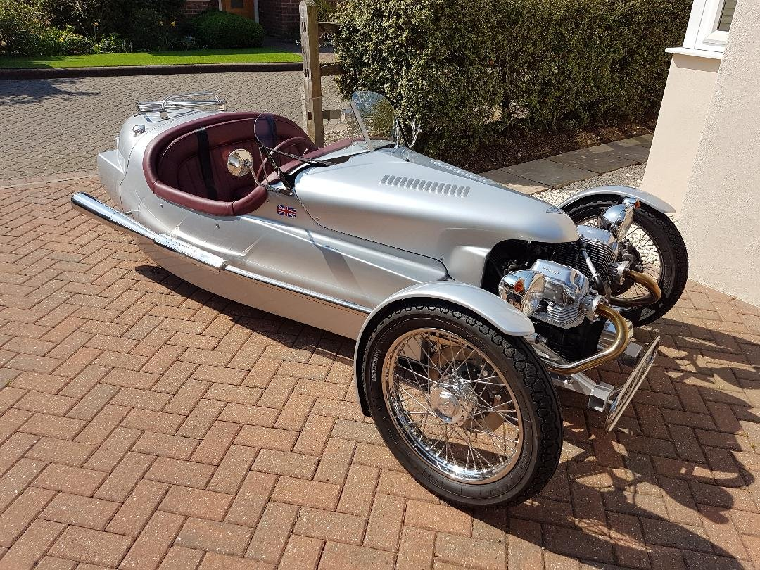 2019 Triking Cyclecar.      Type 3 for sale For Sale (picture 1 of 5)