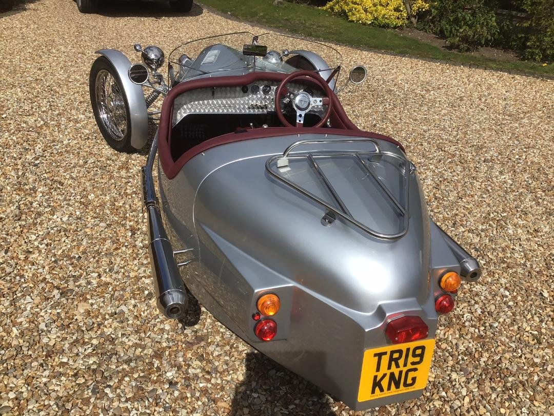 2019 Triking Cyclecar.      Type 3 for sale For Sale (picture 3 of 5)