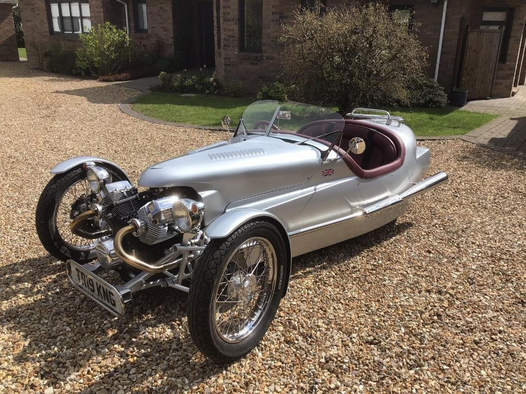 2019 Triking Cyclecar.      Type 3 for sale For Sale (picture 4 of 5)