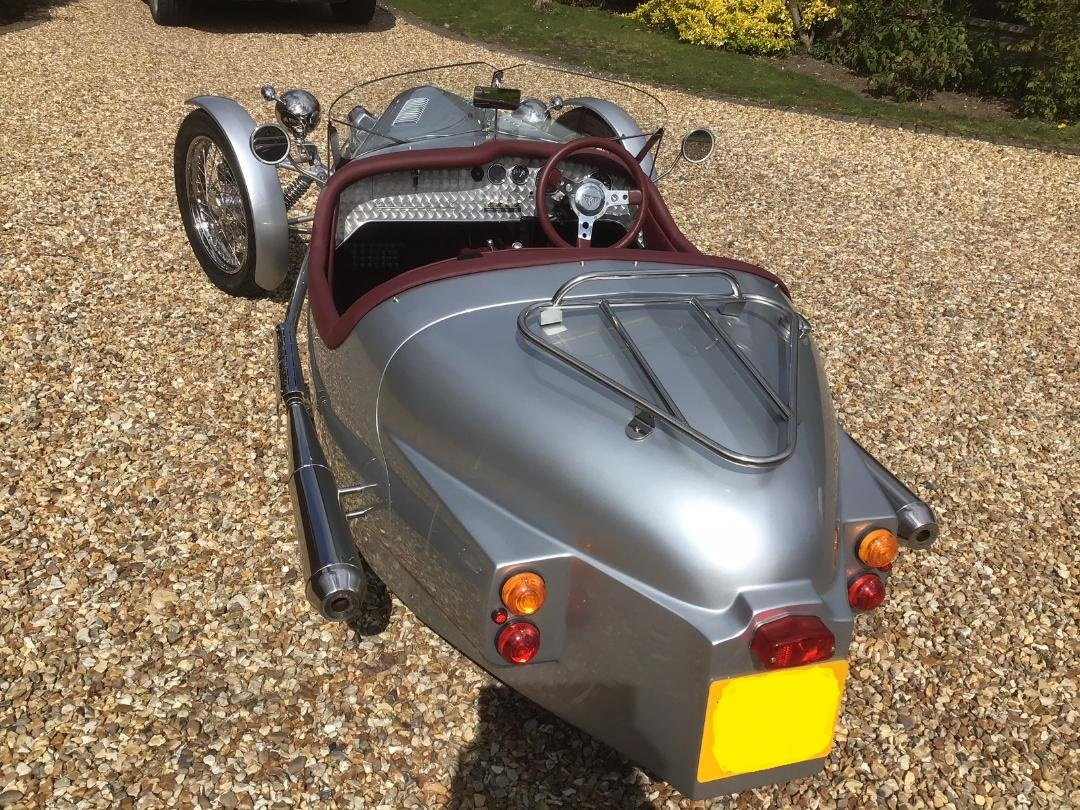 2019 Triking Cyclecar.      Type 3 for sale For Sale (picture 5 of 5)