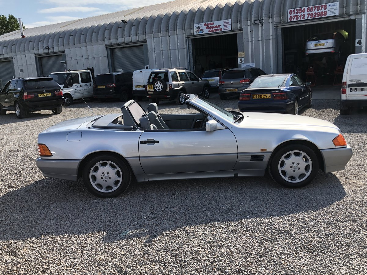 1994 Mercedes-Benz SL Class 2.8 SL280 2dr For Sale (picture 3 of 6)