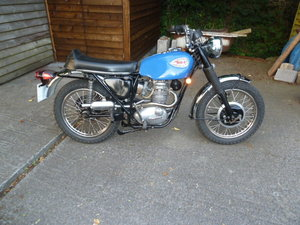 1970 BSA Starfire for sale For Sale