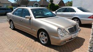 2000 W210 e320 v6  avantgarde facelift, Only 27k miles