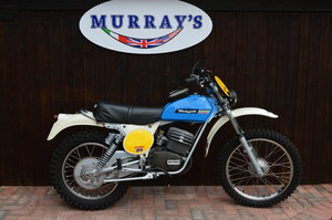 Malagutti 150cc Enduro 1970, Prototype.Rare bike For Sale