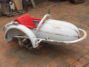 1960 SIDECAR STEIB S 500