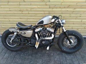 2014 Harley Davidson 48 Bobber For Sale