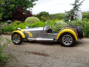 1998 Fraser Clubman - the ultimate Caterham alternative For Sale