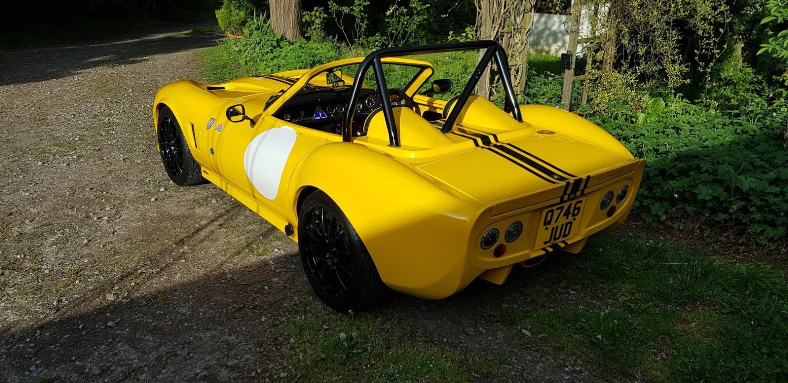 GKD Evolution based on Ginetta G27 For Sale (picture 1 of 6)