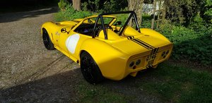 GKD Evolution based on Ginetta G27 SOLD