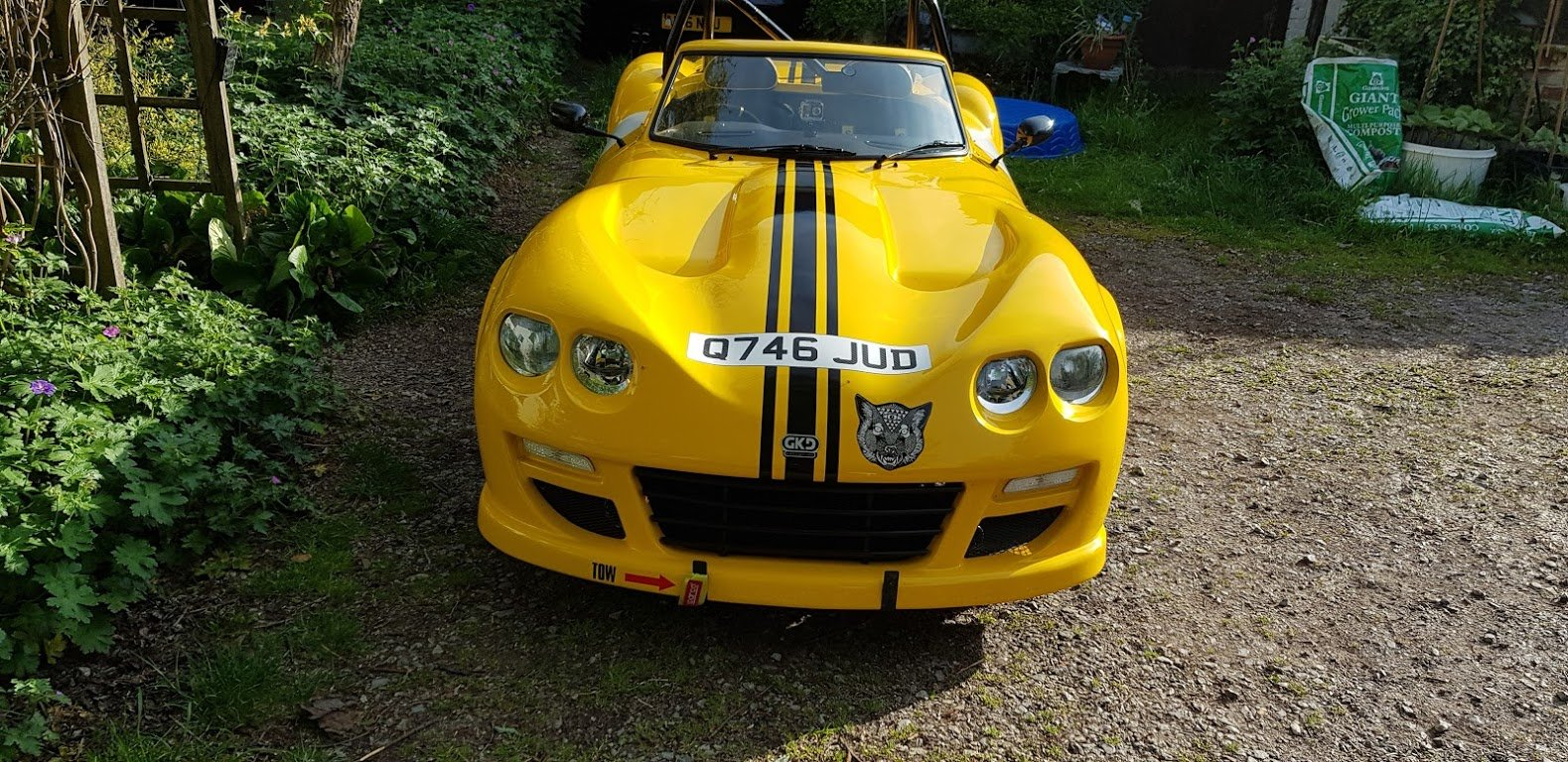 GKD Evolution based on Ginetta G27 For Sale (picture 3 of 6)