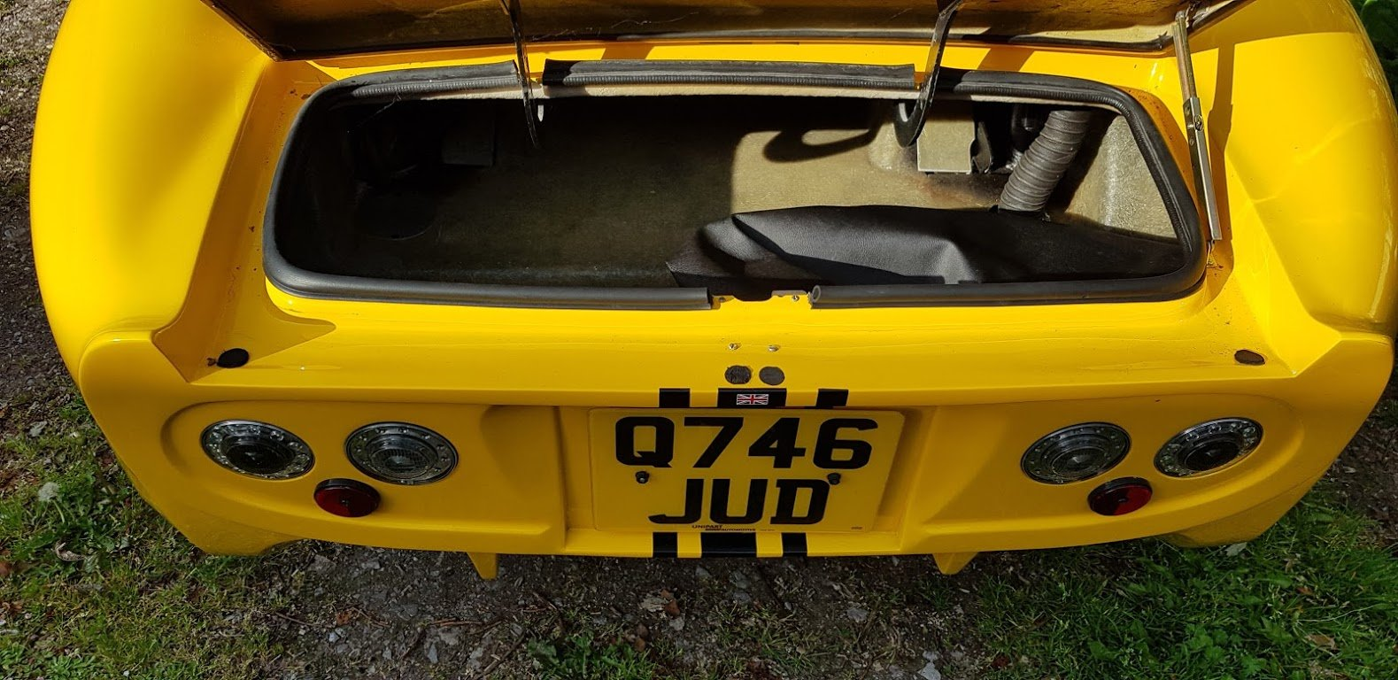 GKD Evolution based on Ginetta G27 For Sale (picture 5 of 6)