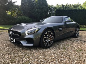 2016 Mercedes-Benz AMG GT 4.0 S (Premium) For Sale