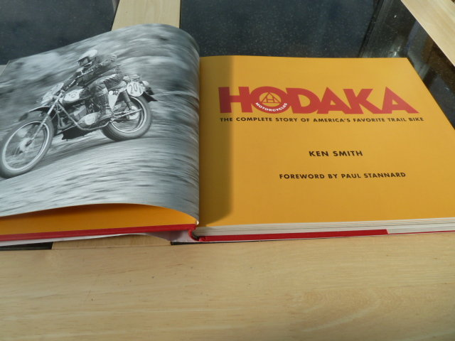 1975 HODAKA  :- ROAD TOAD SOLD (picture 1 of 6)