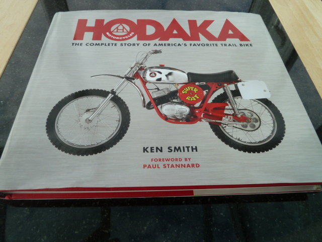 1975 HODAKA  :- ROAD TOAD SOLD (picture 2 of 6)
