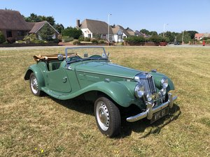 MG TF 1250 1954 For Sale