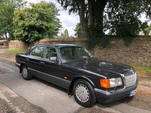 1989 Mercedes 420SE For Sale