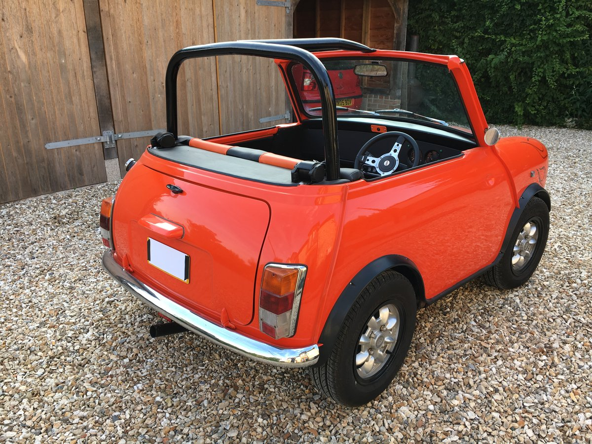 1990 Mini shorty For Sale (picture 1 of 6)