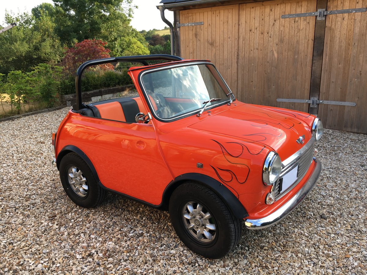 1990 Mini shorty For Sale (picture 3 of 6)