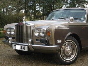 Rolls Royce Silver Shadow LWB 1973