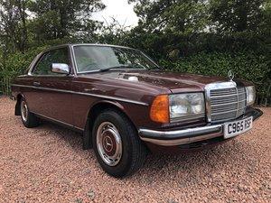 1985 230 ce Auto For Sale