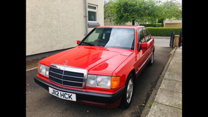 1991 Immaculate Mercedes 190e 2L For Sale