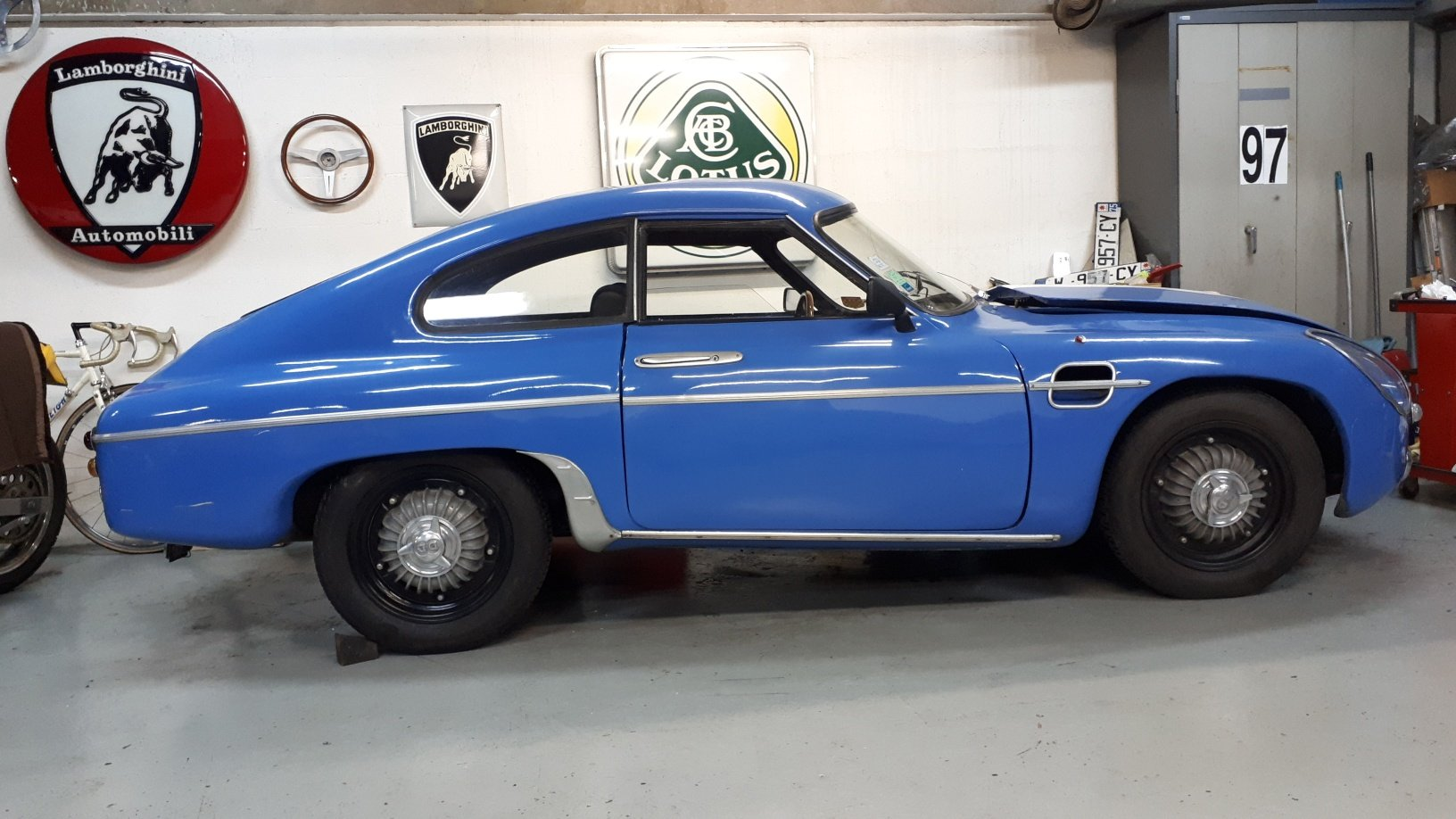 1956 DB PANHARD Coupé SOLD (picture 6 of 6)