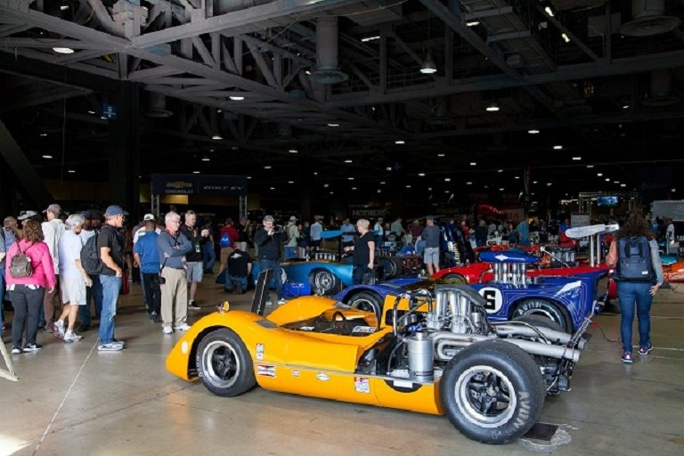 1969 Alan Mann Open Sports Ford Can-Am package For Sale (picture 3 of 6)