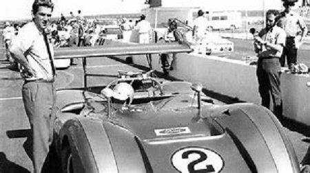1969 Alan Mann Open Sports Ford Can-Am package For Sale (picture 4 of 6)
