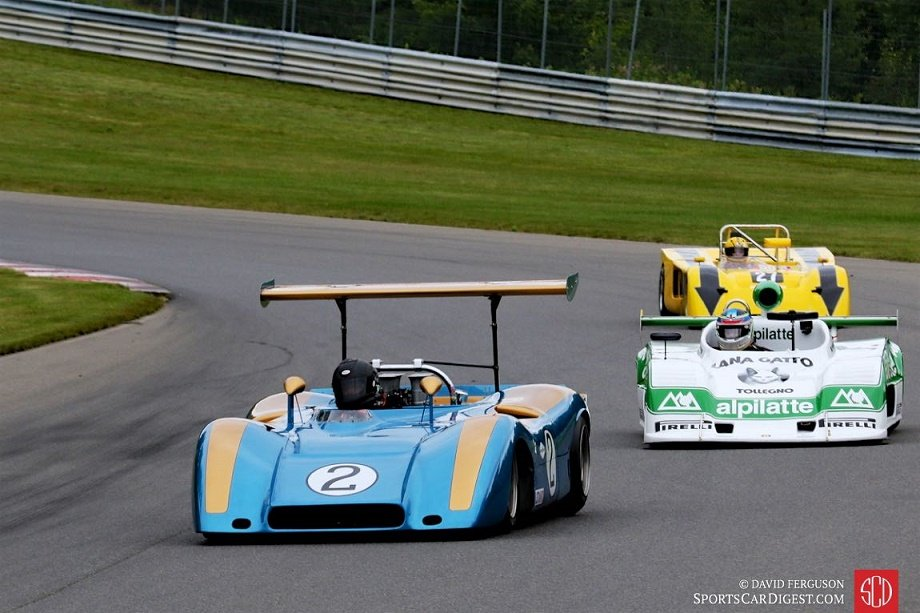 1969 Alan Mann Open Sports Ford Can-Am package For Sale (picture 5 of 6)