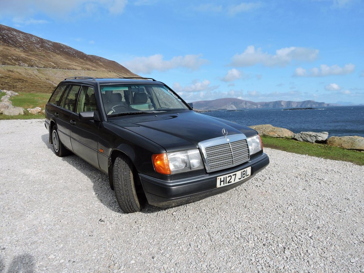 1991 MERCEDES 230 TE For Sale (picture 3 of 6)