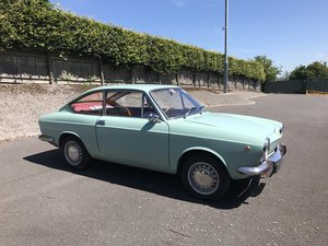 1969 Fiat 850 sports coupe For Sale