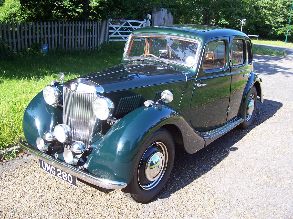 1950 MG ya  For Sale (picture 1 of 4)