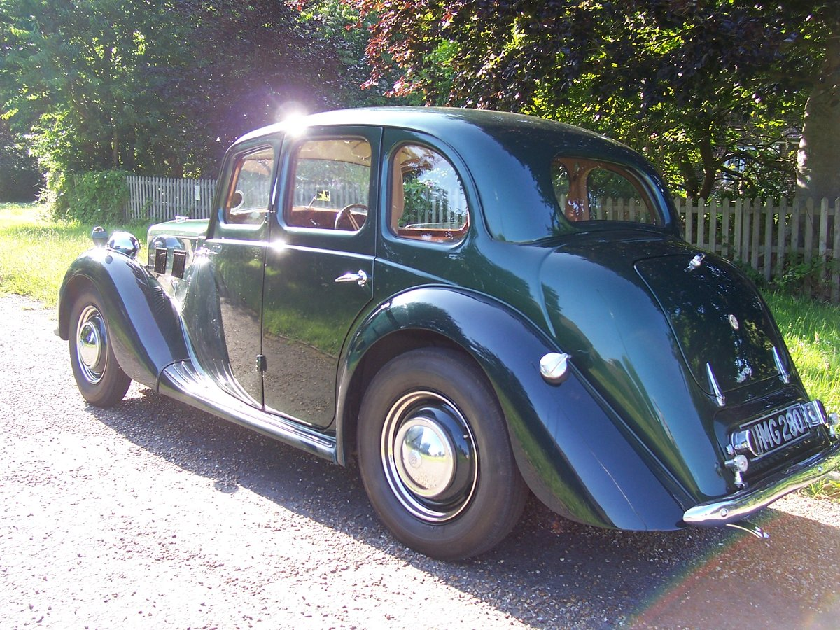 1950 MG ya  For Sale (picture 2 of 4)