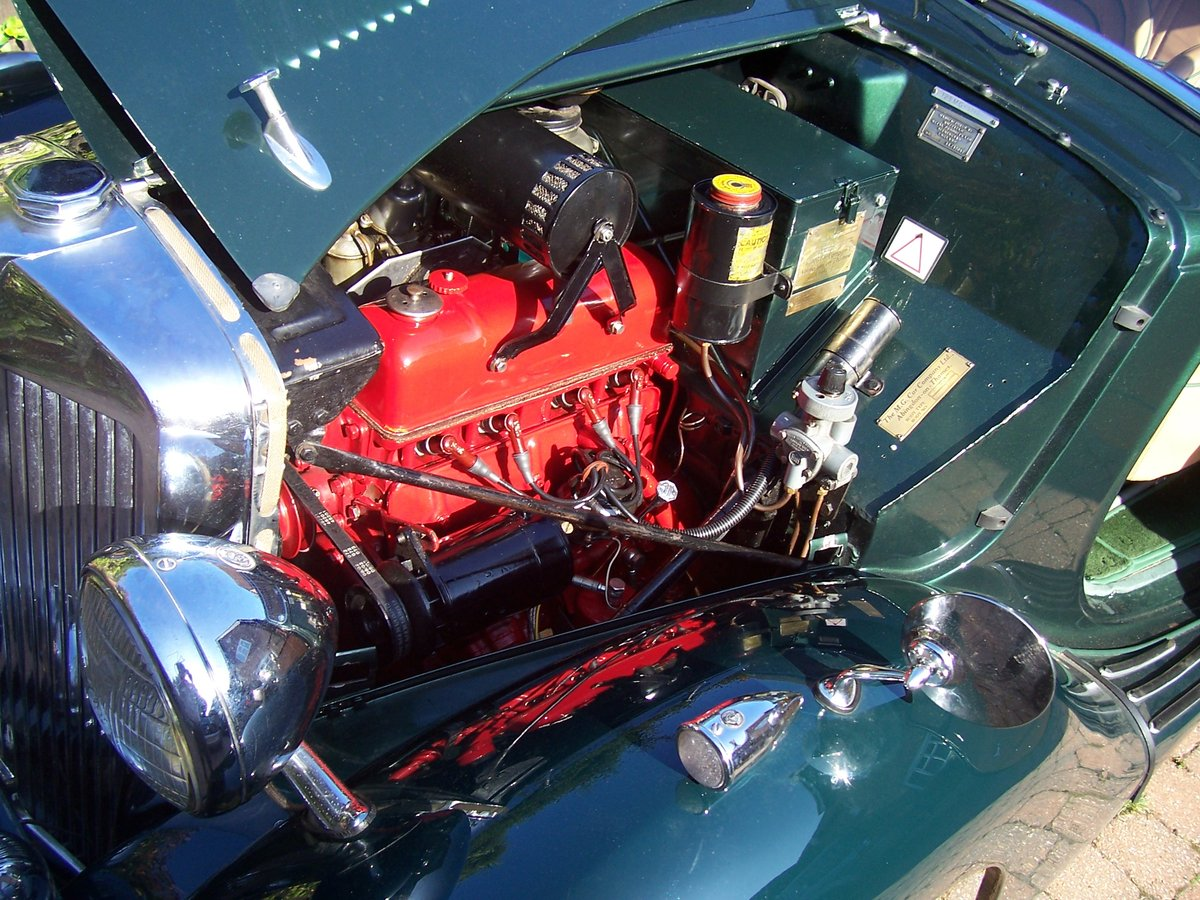 1950 MG ya  For Sale (picture 3 of 4)