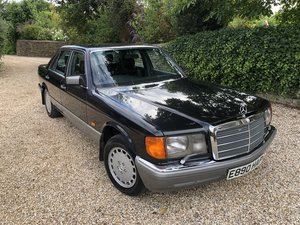 1988 Mercedes 420 se amazing For Sale