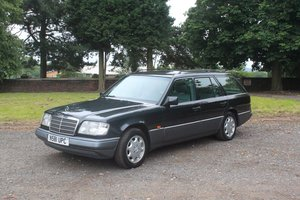 1996 Mercedes-Benz w124/s124 E300 TD Multivalve Estate For Sale
