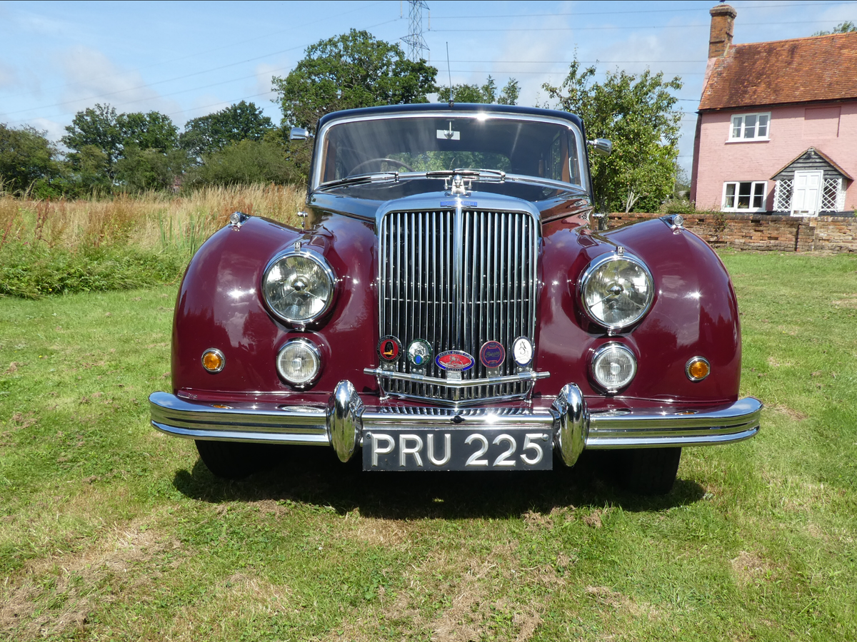 1955 Armstrong Siddeley 346 Sapphire  For Sale (picture 1 of 6)