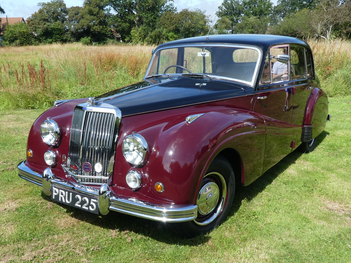 1955 Armstrong Siddeley 346 Sapphire  For Sale (picture 2 of 6)