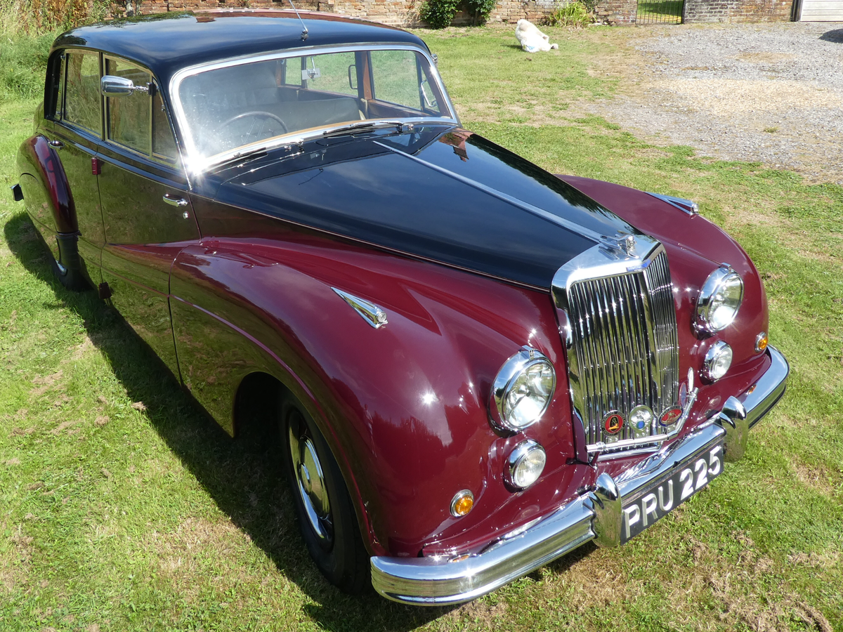 1955 Armstrong Siddeley 346 Sapphire  For Sale (picture 3 of 6)
