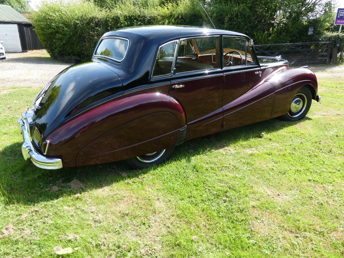 1955 Armstrong Siddeley 346 Sapphire  For Sale (picture 4 of 6)