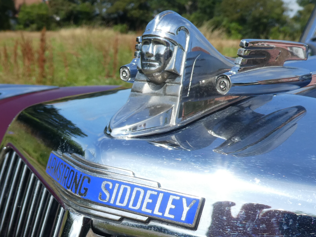 1955 Armstrong Siddeley 346 Sapphire  For Sale (picture 6 of 6)