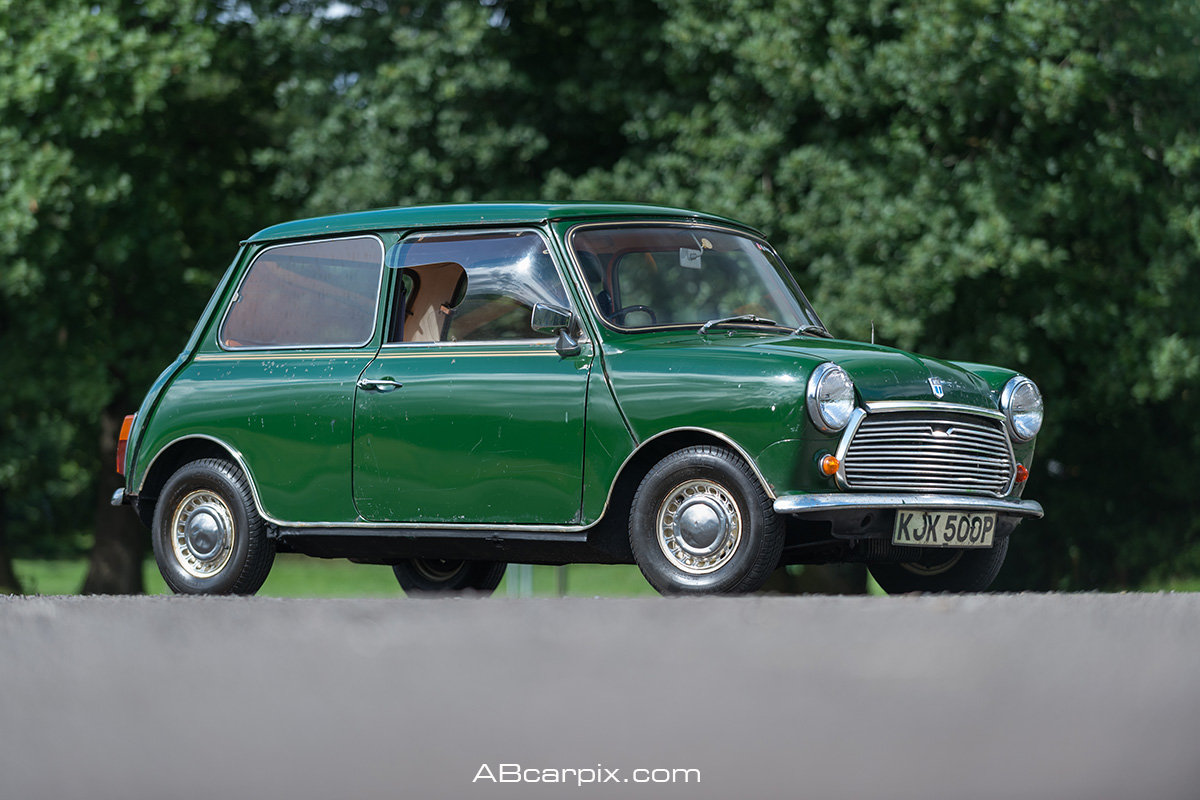 Mini LE 1976 Ultra Rare Limited Exition For Sale (picture 1 of 6)