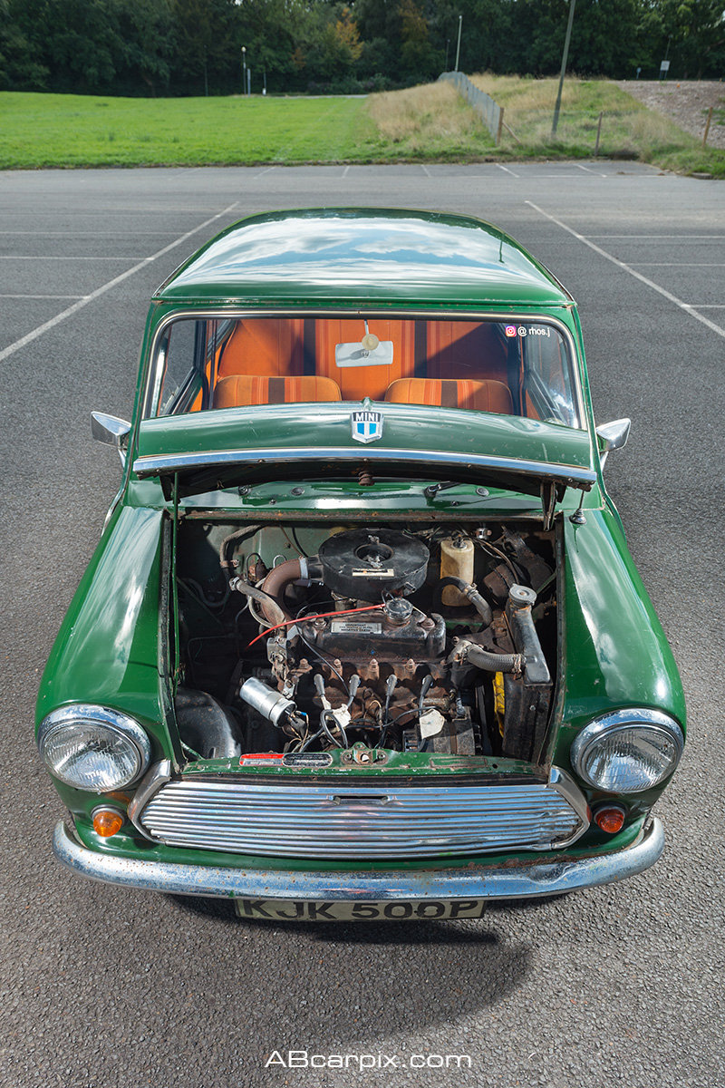 Mini LE 1976 Ultra Rare Limited Exition For Sale (picture 3 of 6)