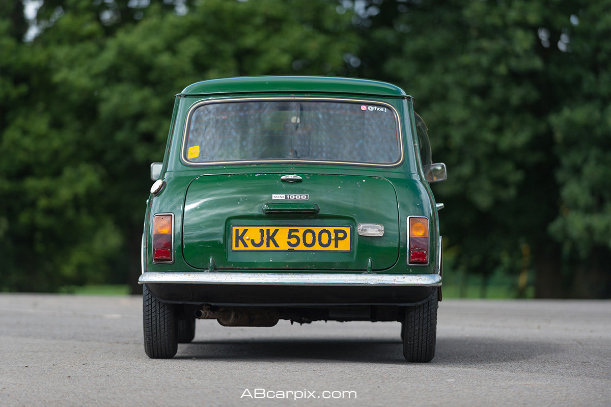 Mini LE 1976 Ultra Rare Limited Exition For Sale (picture 5 of 6)