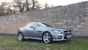 2012 Mercedes SLK 350 AMG SPORT For Sale