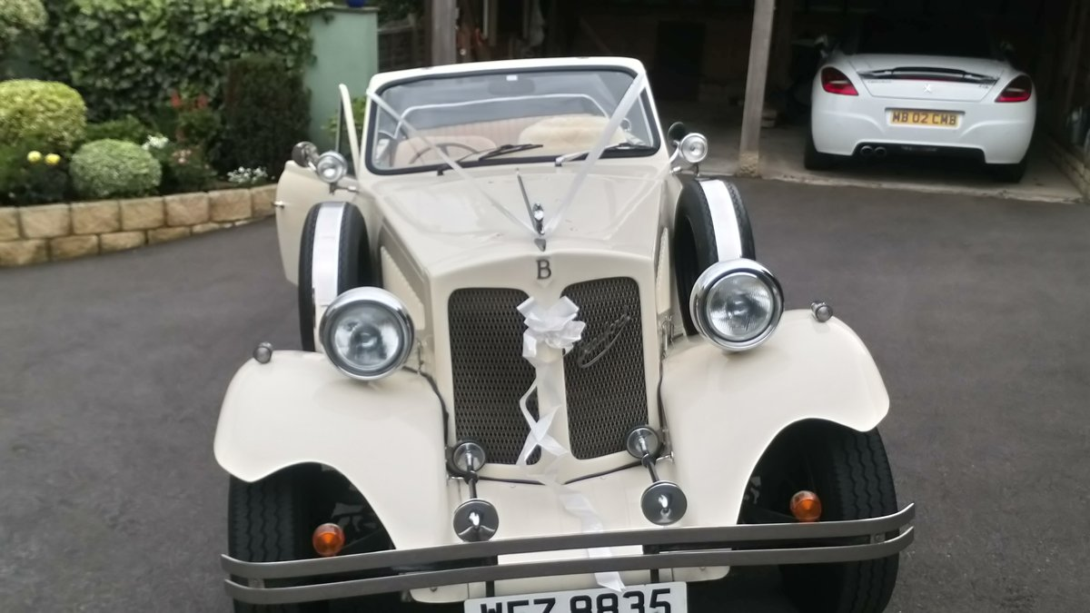1980 BEAUFORD SERIES 3 Ashcott wedding car somerset For Sale (picture 2 of 3)