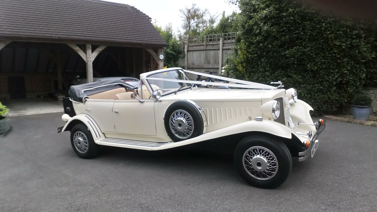 1980 BEAUFORD SERIES 3 Ashcott wedding car somerset For Sale (picture 3 of 3)